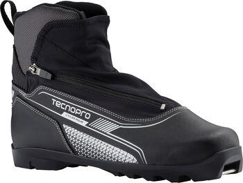 TECNOPRO Ultra Pro Prolink Langlaufskischuhe Herren schwarz