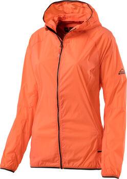 McKINLEY X-Light Pampas Windbreaker-Jacke Damen orange