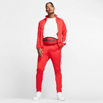 Nike Heritage Bauchtasche rot