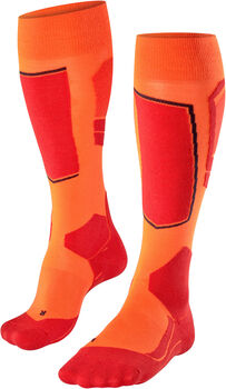 Falke SK4 Skisocken Herren orange