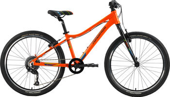 "GENESIS Evolution JR24 Lite Mountainbike 24"" orange"