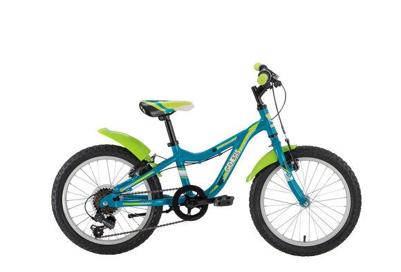 Mx 18 Mountainbike 18 Grun Kinder Genesis Intersport