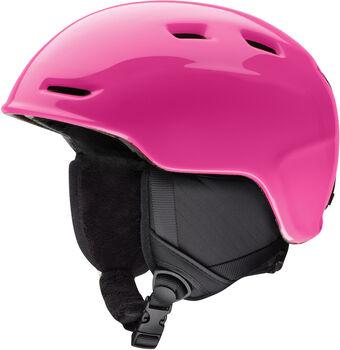 SMITH Zoom Skihelm pink