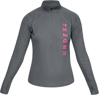 Under Armour Speed Stride Laufshirt Damen grau