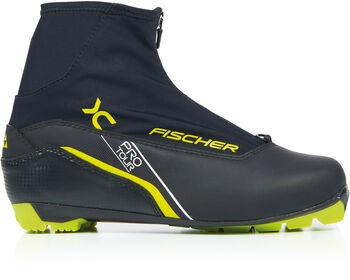 Fischer Pro Tour Langlaufskischuhe schwarz