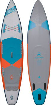 FIREFLY iSUP 700 II Stand-Up-Paddle Set grau