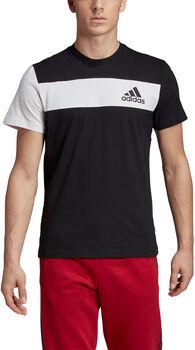 ADIDAS SID T-Shirt Herren schwarz
