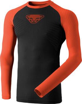 DYNAFIT Speed Dryarn Langarmshirt Herren orange