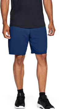 Under Armour MK1 Graphic Shorts Herren blau