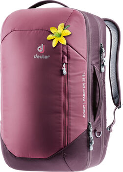 deuter Aviant Carry On 28 rot