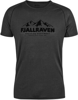 Fjällräven Abisko Trail T-Shirt Herren grau