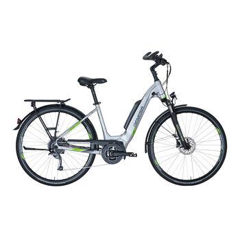 GENESIS E-Touring 1.9 SI Trekkingbike grau