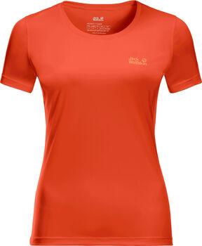 Jack Wolfskin Tech T T-Shirt Damen pink