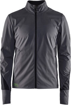 Craft Pursuit Pace Jacke Herren grau