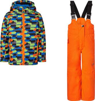 McKINLEY Ethan & Tyler Skianzug orange