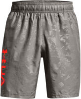Woven Emboss Shorts