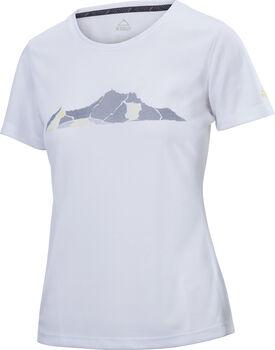 McKINLEY Rakka T-Shirt Damen cremefarben