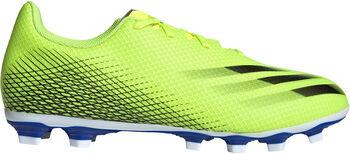 adidas X Ghosted.4 FxG Fußballschuhe Herren gelb