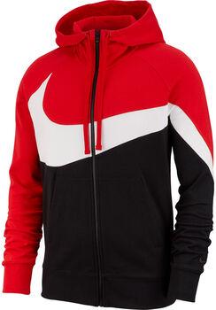 Nike Sportswear HBR Full Zip Kapuzenjacke Herren rot