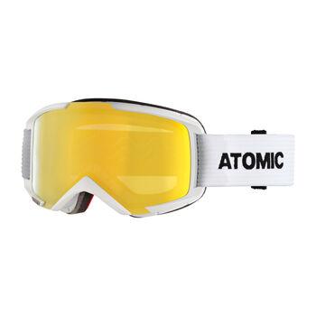ATOMIC Savor M Stereo Skibrille weiß