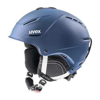 Uvex P1US 2.0 Skihelm blau