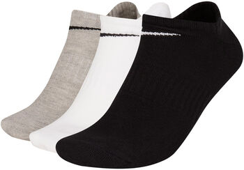 Nike Everyday Lightweight Socken 3er Pack transparent