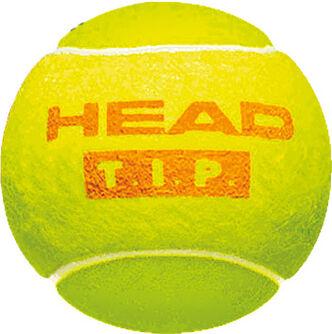 T.I.P Orange 3er Pack Tennisbälle