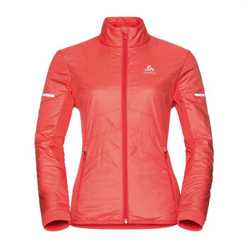 Odlo Jacke Irbis Damen orange