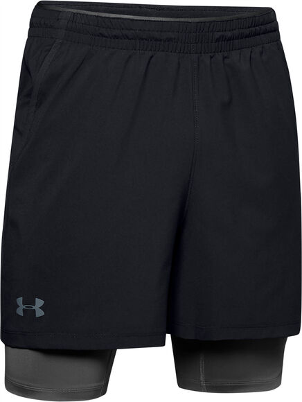 Qualifier 2in1 Shorts