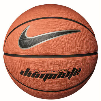 Nike Dominate 8P Basketball orange