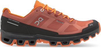 On Cloudventure WP Traillaufschuhe Herren orange