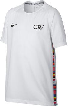 Nike CR7 Dry Top SS Jungen weiß