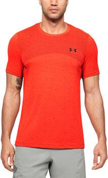 Under Armour Seamless T-Shirt Herren rot