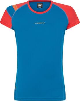 La Sportiva Move T-Shirt Damen blau
