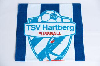 NOBRAND TSV Hartberg Badetuch Herren weiß