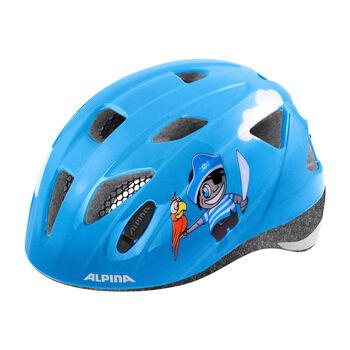 ALPINA Ximo Radhelm blau