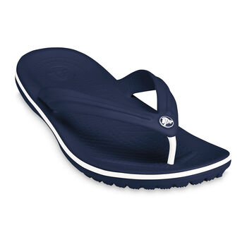 Crocs Crocband Flip Wellnesssandalen Herren blau
