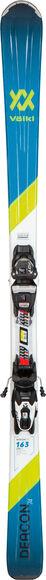 DEACON 74 Ski inkl. FDT TP 10 Bindung