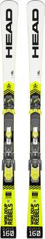 Head WC Rebels i.SL RP Evo Ski ohne Bindung weiß
