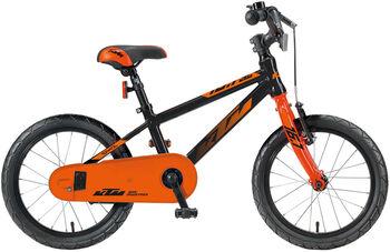 "KTM Kid 16.1 Fahrrad 16"" schwarz"