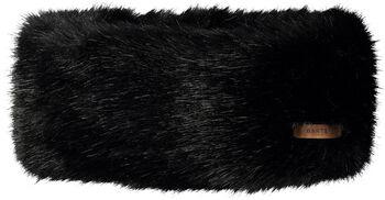 Barts Fur Stirnband schwarz