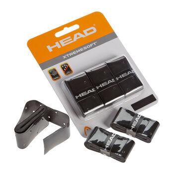 Head Xtreme Soft Griffband schwarz
