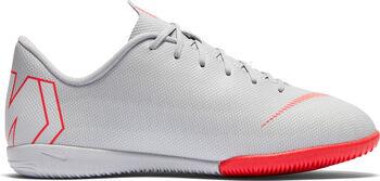 Nike VaporX 12 Academy IC Game Over Hallenfußballschuhe Jungen grau