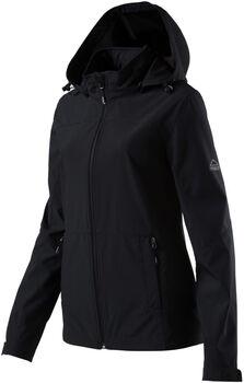 McKINLEY Everest Softshelljacke Damen schwarz
