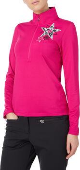 McKINLEY Donya Langarmshirt Damen pink