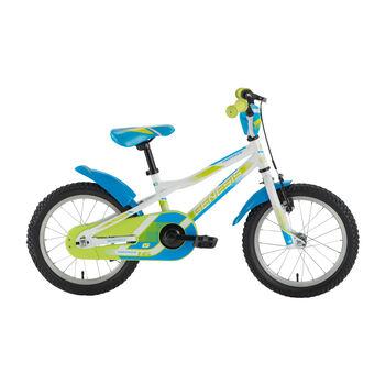"GENESIS Matrix Fahrrad 16"" weiß"