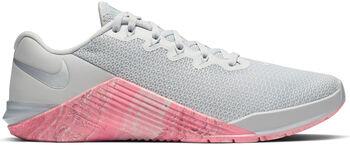 Nike Metcon 5 Fitnessschuhe Damen grau