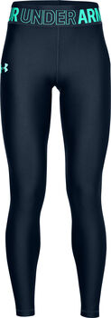 Under Armour Mädchen HeatGear® Armour Leggings blau