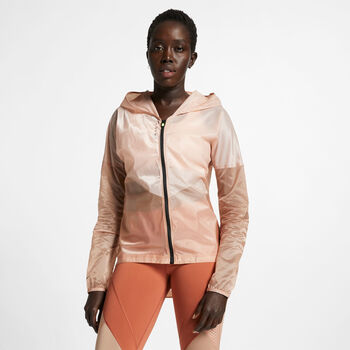 Nike Tech Pack Laufjacke Damen pink
