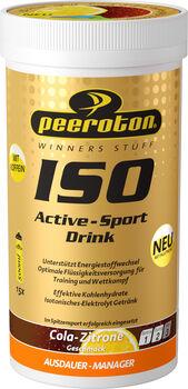 Peeroton Cola-Zitrone ISO Active Sport Drink gelb